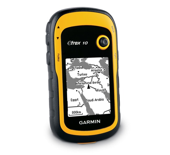 GPS de mano trail running