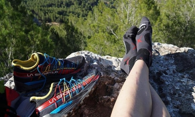 mejores calcetines trail running