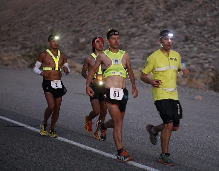 mejor frontal trail running